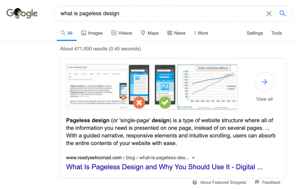 What Is Pageless Design and Why You Should Use It